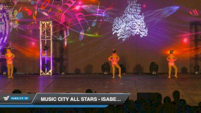 Music City All Stars - Isabella Dill, Addison Allender, & Reagan Pratt [2019 Tiny - Jazz- Duet/Trio Day 1] 2019 One Up National Championship