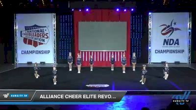 - Alliance Cheer Elite REVOLUTION [2019 Youth 2 Day 1] 2019 NCA North Texas Classic