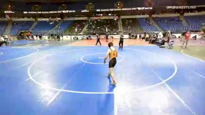 120 lbs 7th Place - Nasir Wilkinson, Maryland vs Billy Dekraker, Maryland