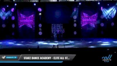 Starz Dance Academy - Elite All Starz [2021 Senior - Pom - Large Day 2] 2021 JAMfest: Dance Super Nationals