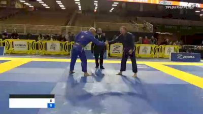 WILLIAM JOSEPH WATSON vs TREVOR ALLEN BURNS 2020 World Master IBJJF Jiu-Jitsu Championship