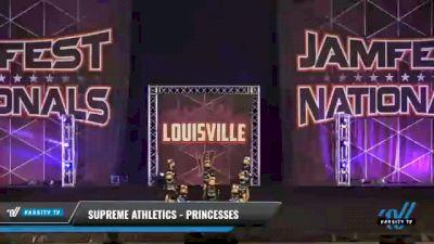 Supreme Athletics - Princesses [2021 L1 Tiny - Novice - Restrictions Day 1] 2021 JAMfest: Louisville Championship