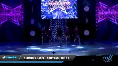 Starlites Dance - Skippers - Open Jazz [2021 Open Jazz Day 2] 2021 JAMfest: Dance Super Nationals