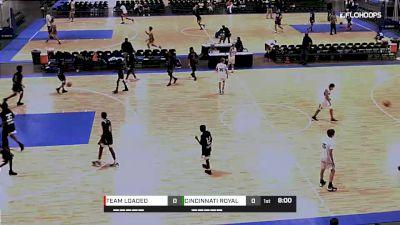 Full Replay - 2019 AAU 13U Boys Championship - Court 4 - Jul 8, 2019 at 8:50 AM EDT