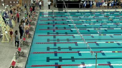 2018 OSU Invitational South Pool (Prelims) | Big Ten Mens Swim and Dive