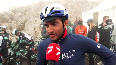 James Piccoli's Vuelta a España Escape In Brutal Gamoniteiru Day