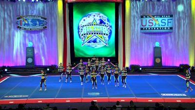 Starlets Cheerleading - Orion (Australia) [2018 International Open Small Coed Level 6 Finals] The Cheerleading Worlds