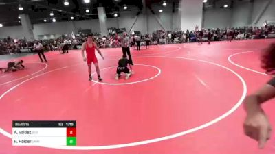 174 lbs Rr Rnd 1 - Adam Valdez, Silverback WC vs Ryan Holder, Unattached