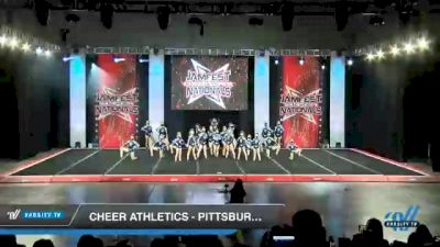 Cheer Athletics - Pittsburgh - BrassCats [2021 L4 Junior - Small - B Day 1] 2021 JAMfest Cheer Super Nationals