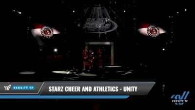 STARZ Cheer and Athletics - UNITY [2021 L4 Senior Open Day 1] 2021 The U.S. Finals: Kansas City