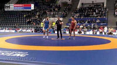 65kg Yarygin Finals - Dasha Sharastepanov (RUS) vs Alik Khadartsev (RUS)