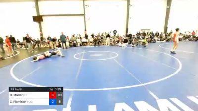 44 kg Prelims - Hailee Moder, Hammer Chicks vs Carleigh Flamisch, Wrestle Like A Girl 1
