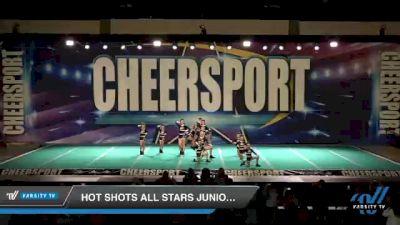 Hot Shots All Stars Junior Super Sonics [2021 Junior 2.2 Prep D2] 2021 CHEERSPORT: Atlanta Grand Championship