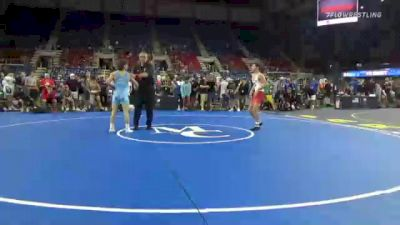 120 lbs Round Of 32 - Cooper Flynn, Tennessee vs Lucas Randisi, New York