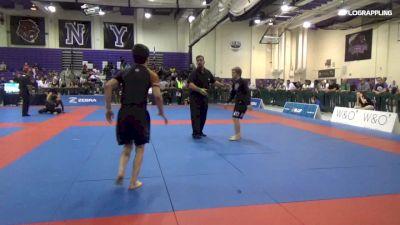 Dean Lewis vs Thalison Soares 2018 Pan Jiu-Jitsu IBJJF No Gi Championship