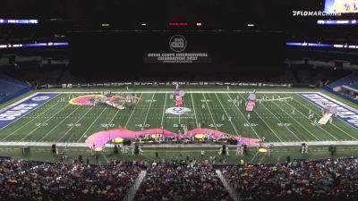 """Lucy """"Bluecoats"""" at 2021 DCI Celebration (Multi)"""
