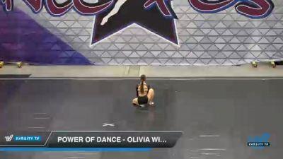 Power of Dance - Olivia Wilson [2021 Senior - Solo - Lyrical Day 2] 2021 Badger Championship & DanceFest Milwaukee