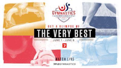 Full Replay: Floor - US Championships - Jun 6