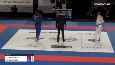BRUNO BORGES vs MAGOMED ABDULKADIROV Abu Dhabi World Professional Jiu-Jitsu Championship
