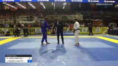 RODRIGO LOPES MARTINS vs JAIME SOARES CANUTO 2021 Pan Jiu-Jitsu IBJJF Championship