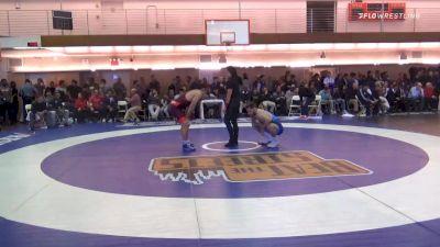 74 kg Consolation - Nazar Kulchytskyy, Titan Mercury Wrestling Club/STORM vs Tyler Berger, Sunkist Kids Wrestling Club