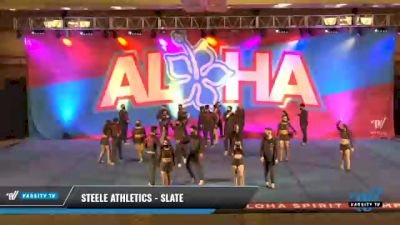 Steele Athletics - Slate [2021 L7 International Open Coed - Large Day 1] 2021 Aloha DI & DII Championships