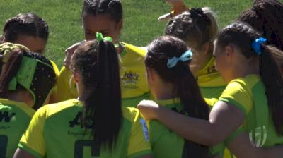 Australia vs. Mexico Pool A | 2018 HSBC Women's 7s Colorado