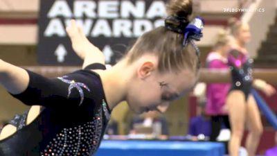 Baylie Belman - Floor, Metroplex Gymnastics - 2020 Metroplex Challenge