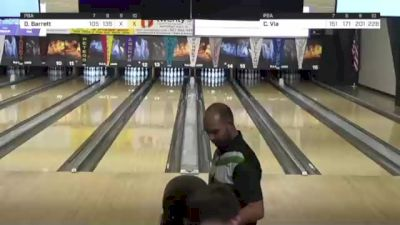 Replay: Lanes 13-14 - 2021 PBA Bowlerstore.com Classic - Round Of 8