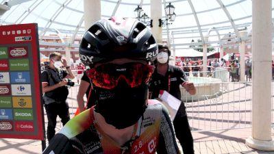 Jan Tratnik Has One Main Job In The Vuelta a España