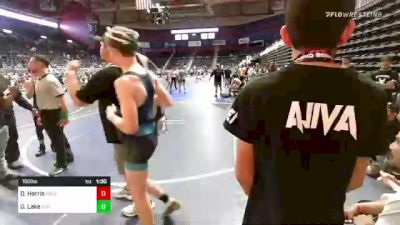123 lbs Rr Rnd 2 - Ashton Allen, Triple Threat WC vs Amadaeus Gurule-Valles, Purebred Elite