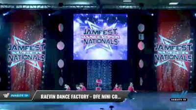 Raevin Dance Factory - DFE Mini Coed Hip Hop [2021 Mini Coed - Hip Hop Day 1] 2021 JAMfest: Dance Super Nationals