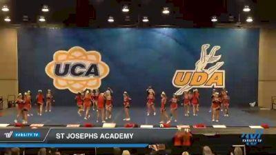 St Josephs Academy [2020 Super Varsity Day 2] 2020 UCA Magnolia Championship