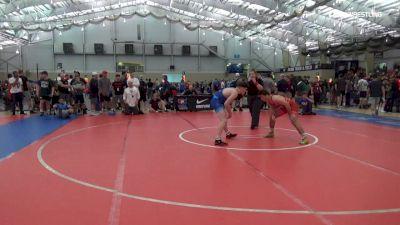 74 kg Round Of 32 - Will Kaldes, Pittsburgh Wrestling Club vs Jaden Mattox, TMWC/Ohio RTC