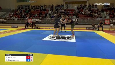 Pawel Nedzi vs Kasparas Strazdas 2019 2nd ADCC European Trials