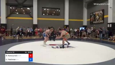 125 kg Prelims - Ben Kawczynski, Askren Wrestling Academy Lake Country vs Easton Fleshman, Da Vinci Wrestling Club
