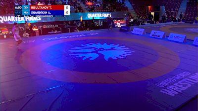 87 kg 1/4 Final - Turpan Bisultanov, Denmark vs Artur Shahinyan, Armenia