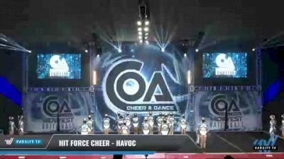 Hit Force Cheer - Havoc [2021 L2 Senior - Medium Day 2] 2021 COA: Midwest National Championship