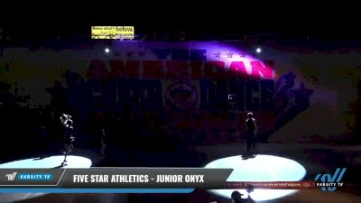 Five Star Athletics - Junior Onyx [2021 L4 - U17 Coed Day 1] 2021 The American Celebration DI & DII