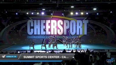 Summit Sports Center - Cascades [2019 Senior Medium 4 D2 Day 2] 2019 CHEERSPORT Nationals
