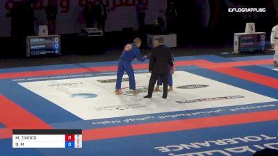 MARCOS TINOCO vs DAYOR M Abu Dhabi World Professional Jiu-Jitsu Championship