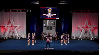Smithson Valley High School [2018 Advanced Large Coed Day 1] NCA Senior & Junior High School National Championship