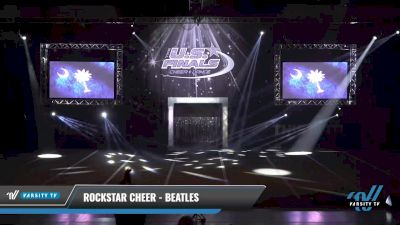 Rockstar Cheer - Beatles [2021 L6 Exhibition (Cheer) Day 1] 2021 The U.S. Finals: Sevierville