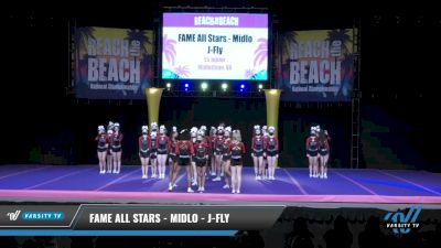 FAME All Stars - Midlo - J-Fly [2021 L5 Junior Day 2] 2021 ACDA: Reach The Beach Nationals