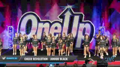 Cheer Revolution - Junior Black [2021 L4 Junior - D2 Day 2] 2021 One Up National Championship