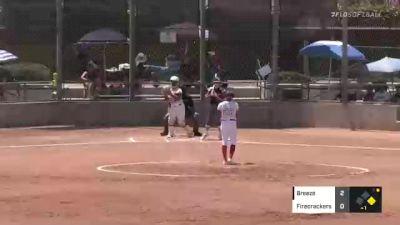 Firecrackers vs. Breeze - 2021 PGF National Championships 14U Premier