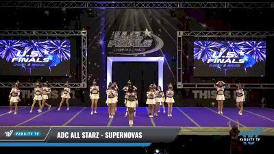 ADC All Starz - Supernovas [2021 L3 Senior - Small - B Day 2] 2021 The U.S. Finals: Ocean City
