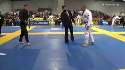 MICHARL PATRICK GONZALEZ vs BRANDAN J MILLEN 2021 American National IBJJF Jiu-Jitsu Championship