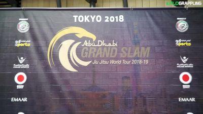 Behind The Scenes 2018 Abu Dhabi Grand Slam Tokyo: FloGrappling Vlog