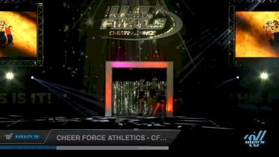 Cheer Force Athletics - CFA Shockwave [2018 Junior Performance Rec 1 Day 1] US Finals: Providence
